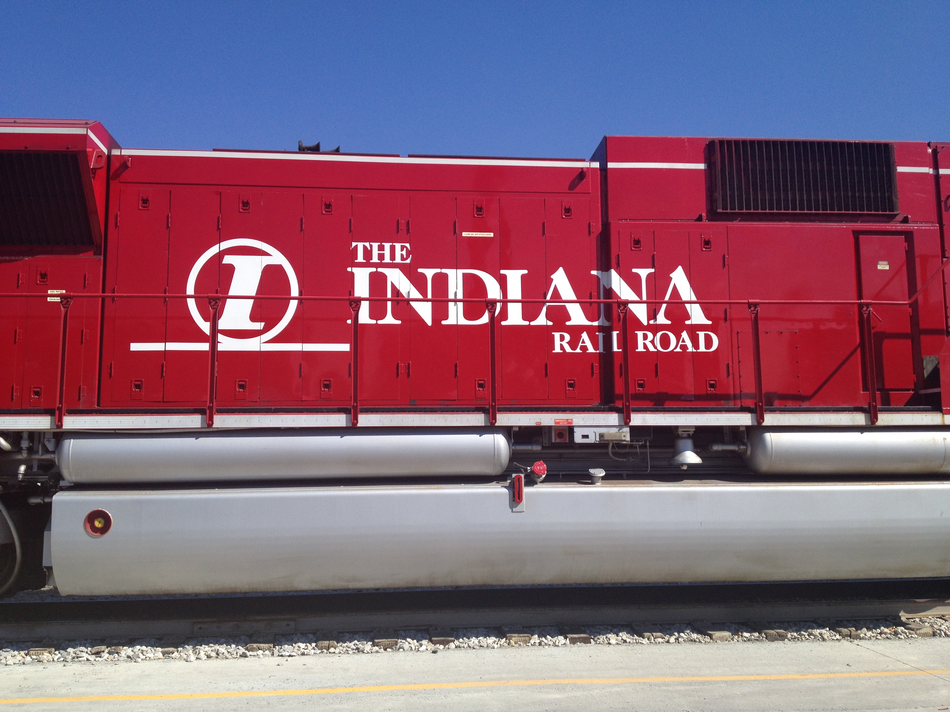 INRD provides access to the Canadian National Railroad